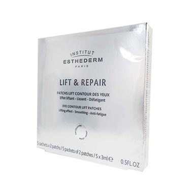 Esthederm Esthederm Lift & Repair Eye Contour Lift Patches 5x3ml Renksiz